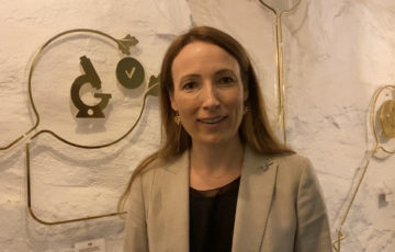 Heidi Stensmyren ordförande Sveriges läkarförbund