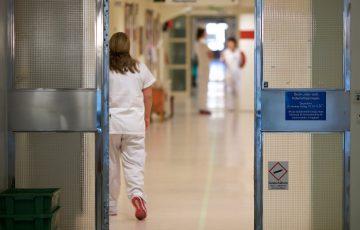 Sjukvård Lasarett Sjukhusmiljö