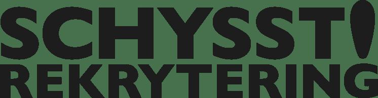 Logotyp Schysst rekrytering