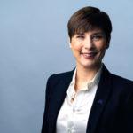 Bild på Sofia Rydgren Stale, Läkarförbundets ordförande