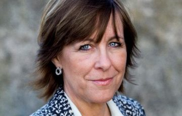 Karin Båtelson, ordförande för Sjukhusläkarna