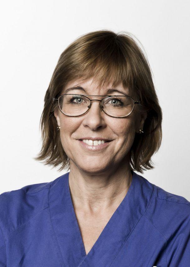 Karin Båtelson, ordförande Sjukhusläkarna