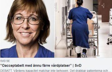 SvD Debatt Karin Båtelson