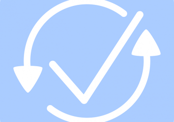 Symbol för att uppdatera