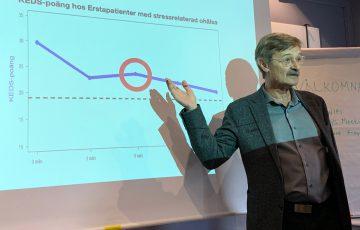 Alexander Wilczek om ökad stress hos läkare