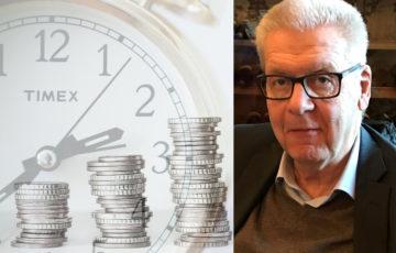 Torbjörn Karlsson styrelseledamot Sjukhusläkarna och ledamot i Läkarförbundets Förhandlingsdelegation