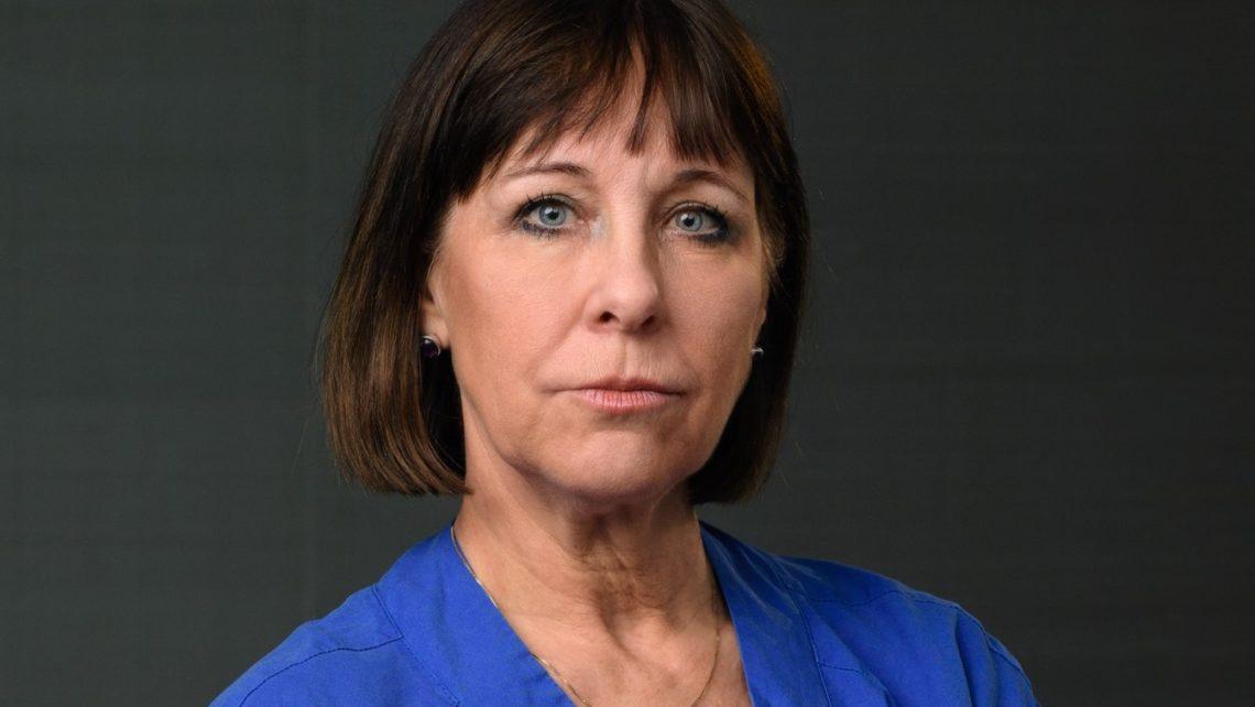 Karin Båtelson ordförande Sjukhusläkarna