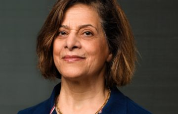 Shokoufeh Manouchehrpour styrelseledamot i Sjukhusläkarna