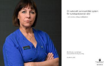 """Karin Båtelson Sjukhusläkarnas ordförande kommenterar utredningen """"Sammanhållen kunskapsstyrning"""""""