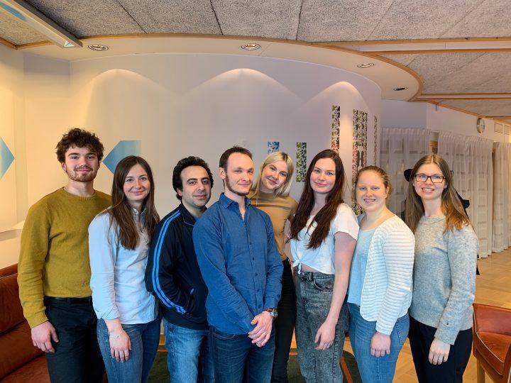 SLF Student Umeå - Styrelse 2019
