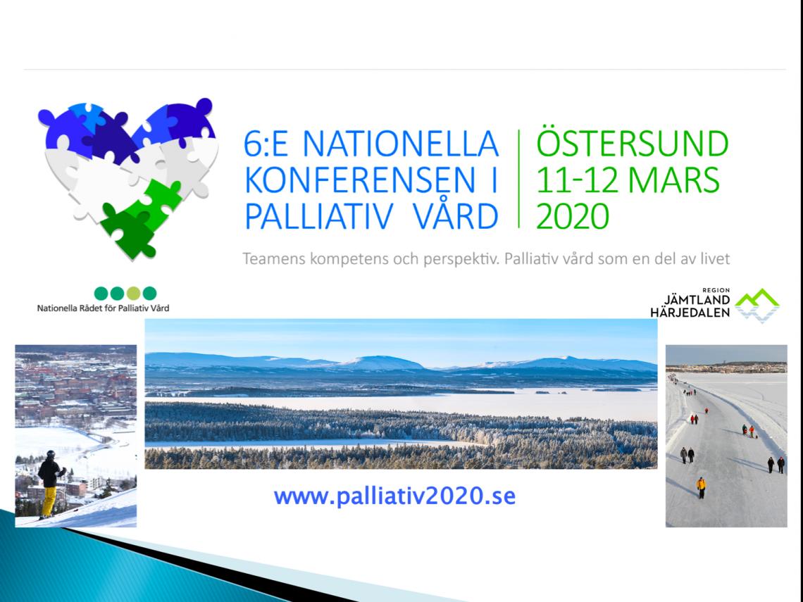 Bildresultat för palliativ konferens 2020
