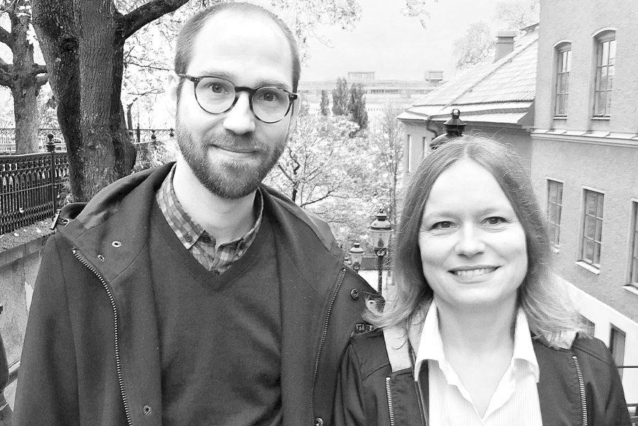 Anders Kring & Ragnhild Mogren