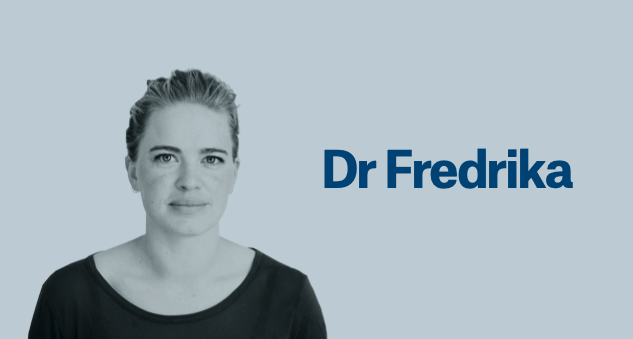 Dr Fredrika