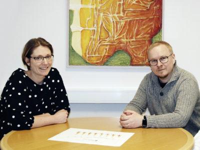 Hanna Arnqvist & Henrik Salo