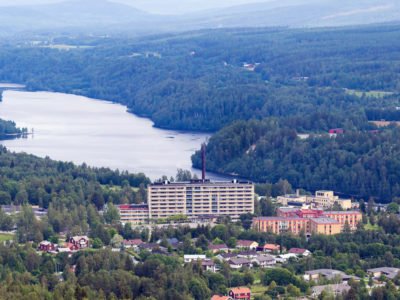 Sollefteå sjukhus. Foto Anneli Egland.
