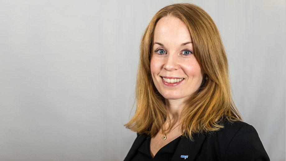 Madeleine Liljegren, ordförande SYLF