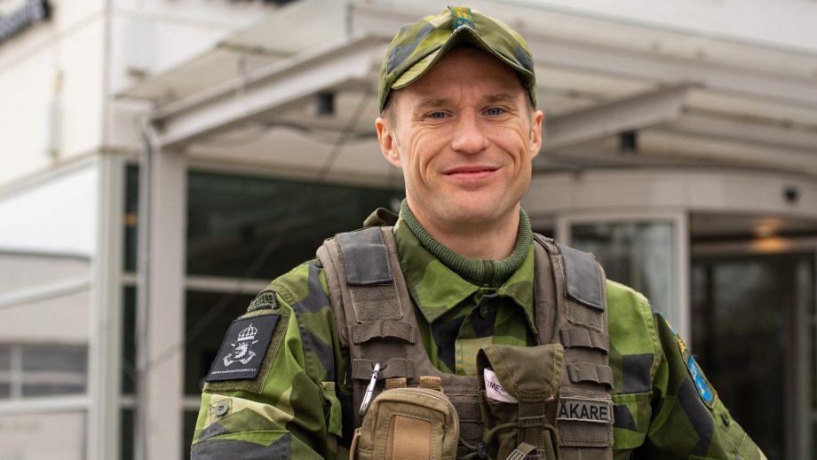 Akutläkaren Måns Forsberg tjänstgjorde i Mali.