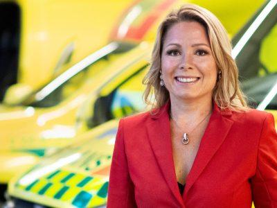 Tina Crafoord, ordförande för Chefsföreningen.